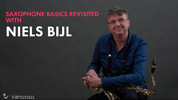 View Saxophone: basics revisited